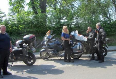 Aktualisierung der Fotos der 1.Mai 2014 Ausfahrt
