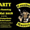 Cannibals Austria Party 5.Mai 2018